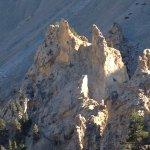 Point de vue contre-bas stèle Coppi/Bobet