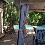 Pool Suite Private Patio