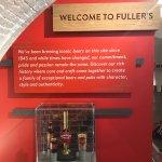 Foto de Fuller's Griffin Brewery Tour