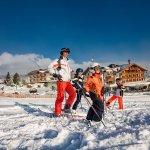 Skiing in the Dachstein-Schladming region