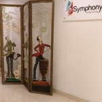 Entrance to Symphony Restaurant