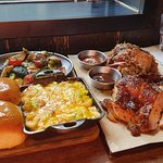 Pulled Pork and Chicken