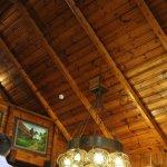 cosy interior, two level