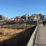 Strandbrücke/ Gosch Restaurant
