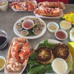 Abbott's Lobster In The Rough의 사진