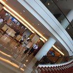 Area Lobby Hotel Grand Clarion Makassar