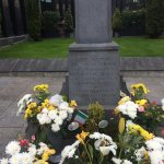 The grave of Michael Collins