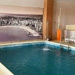 Vistas murales y piscina
