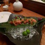 Dinning at Nobu Miami