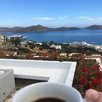 Coffe with a View