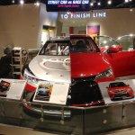Race car vs street car