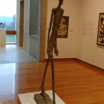 Giacometti's Walking Man II