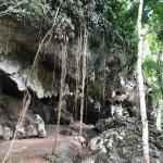 ภาพถ่ายของ Butts Up Cave Tubing