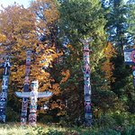 Photo of Brockton Point Totem Pole