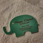 Photo of Happy Elephant