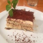 Turkish tiramisu