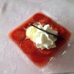 Soupe de fraises