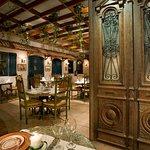 Italian 'Casa di Napoli' at Steigenberger Nile Palace Luxor Hotel