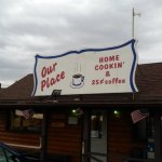 Front of Cody Diner
