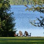 Auberge du Lac-a-l'Eau-Claire Foto