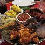 The food platter!