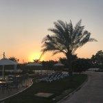 Foto de Danat Jebel Dhanna Resort