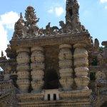 Détail du Palais Idéal du Facteur Cheval #1