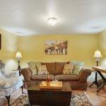 Barbados Cottage Sitting Room