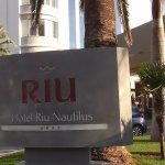 Photo de Hotel Riu Nautilus