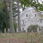 LeFevre house and oldest cemetery