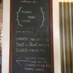 Photo de Mildred's Temple Kitchen