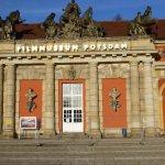 Potsdam, Filmmuseum Potsdam, gate