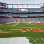 Mile High field level