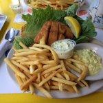 Fish sandwich!