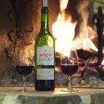 un verre de vin au coin du feu à la bergerie ?