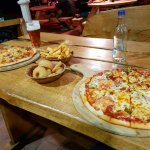 Lovely pizzas!