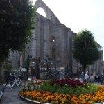 St. Nicolai Ruin Foto