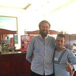 Yousif best barman.
