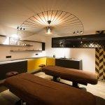 Salle de massages en duo