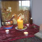 Yoga Retreat Room