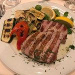 Awesome tuna steak