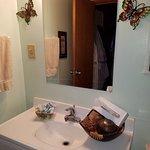 Cabin 2 bathroom it was just OK.