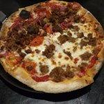 Half carnivore/half sausage