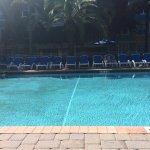Pool - bottom needs painting