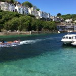 Looe river (7 minutes drive from ETF)