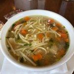Chicken Noodle Soup! Excellent!