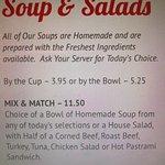 Bilde fra Joe's Deli & Restaurant
