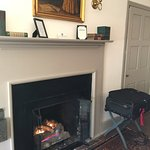 Fireplace in Sitting Room - General Ladies Suite