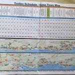 Free trolley schedule 11-2017
