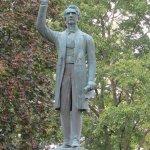 Statue of William Seward